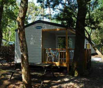 Location mobil-home 4 personnes camping Landes