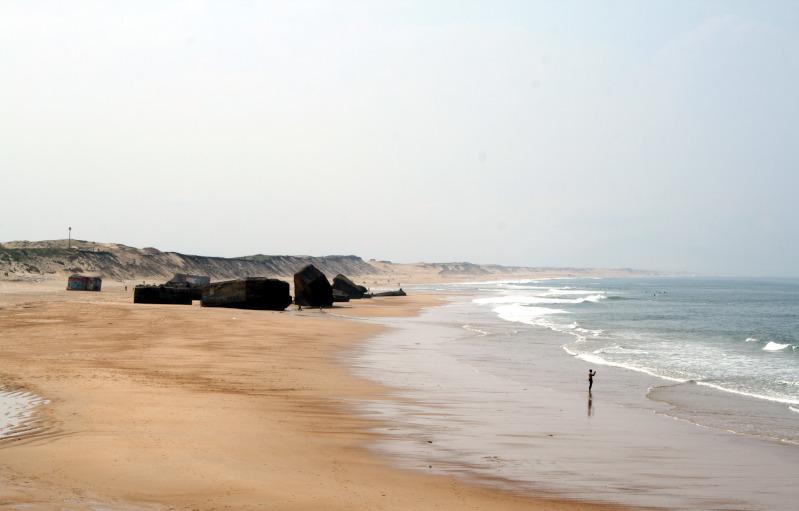 plage de capbreton