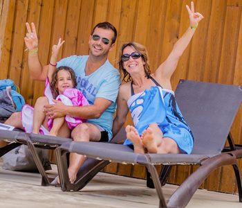camping avec piscine Hossegor