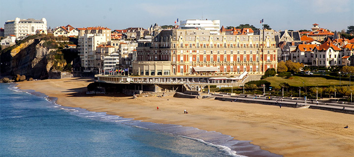 camping proche biarritz