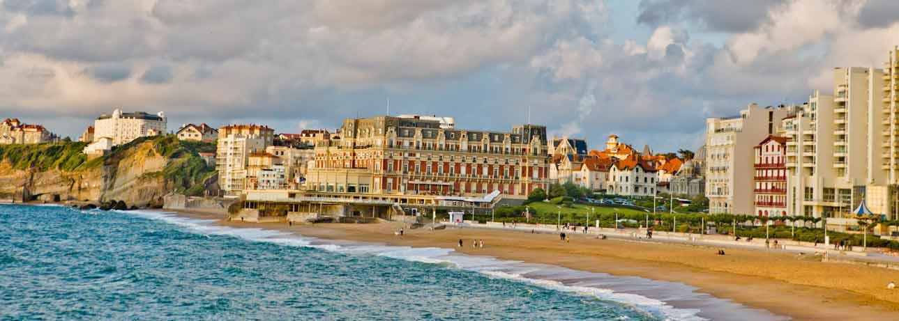 location mobil-home proche biarritz