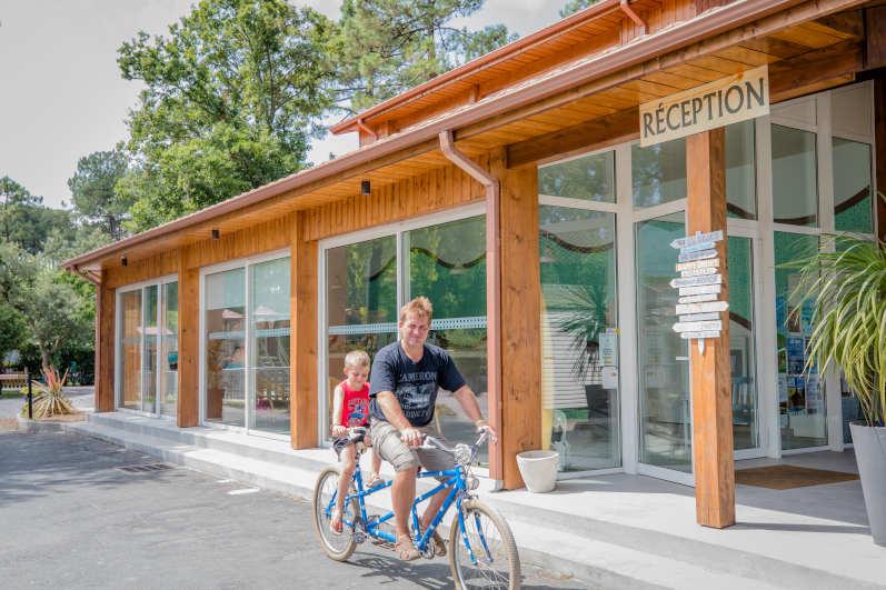 vélo en location à ondres