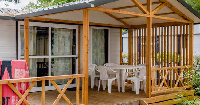 sale mobile home ondres plage