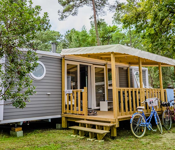 sale mobile home ondres