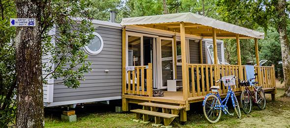 mobile home landes