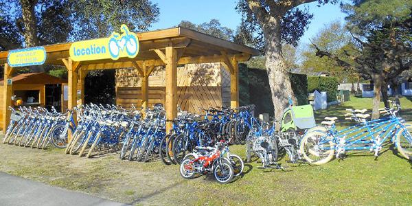 Location de vélos à Ondres - 1Vélo