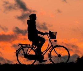 pistes cyclables landes