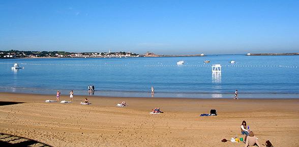 Plus belles plages de Saint Jean de Luz
