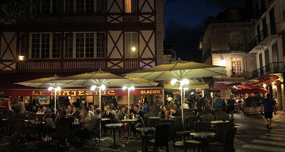 Restaurant saint Jean de Luz