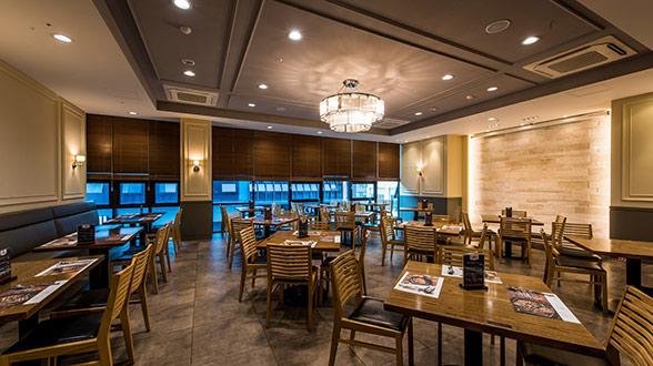Restaurant Seignosse